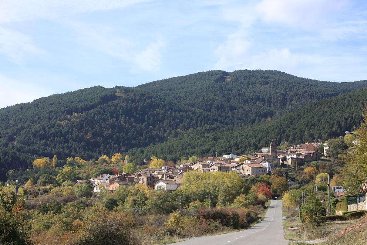 La Rioja verde: el Camero Nuevo