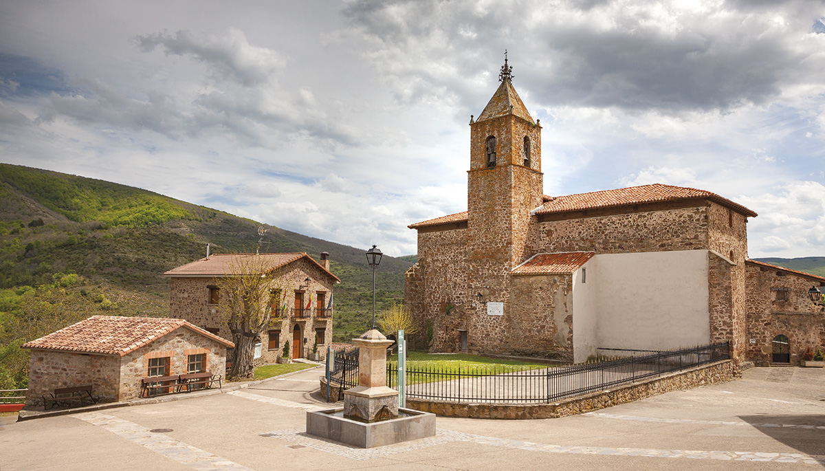 1 ·  Iglesia de La Virgen del Campillo
