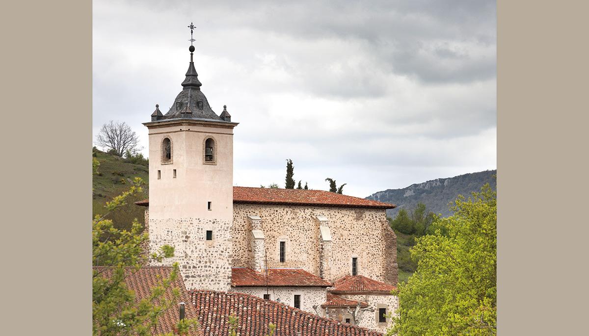4 · La 'Catedral' de Los Cameros