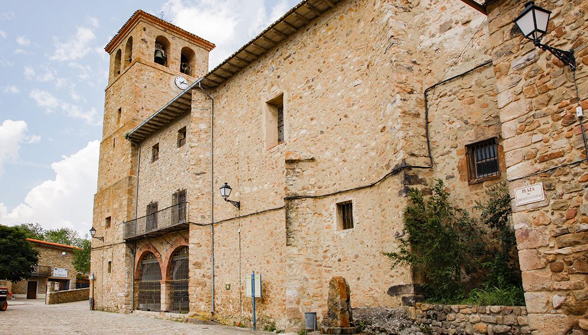 3 · La Iglesia de San Bartolomé