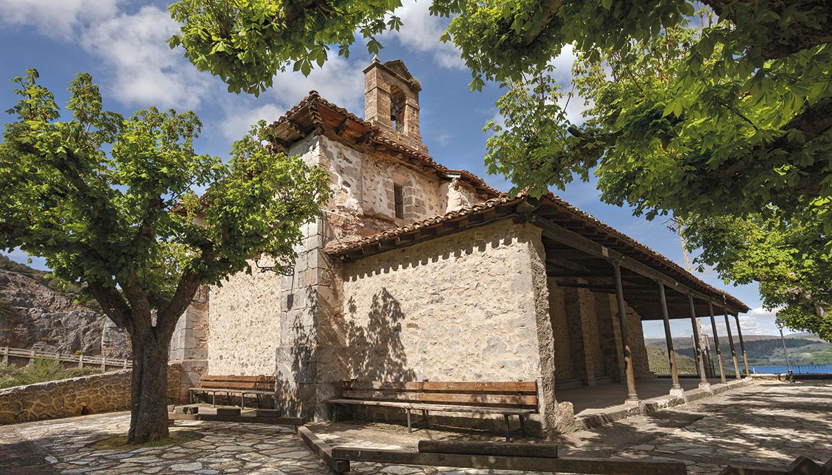 6 · La Ermita de Santa Lucía