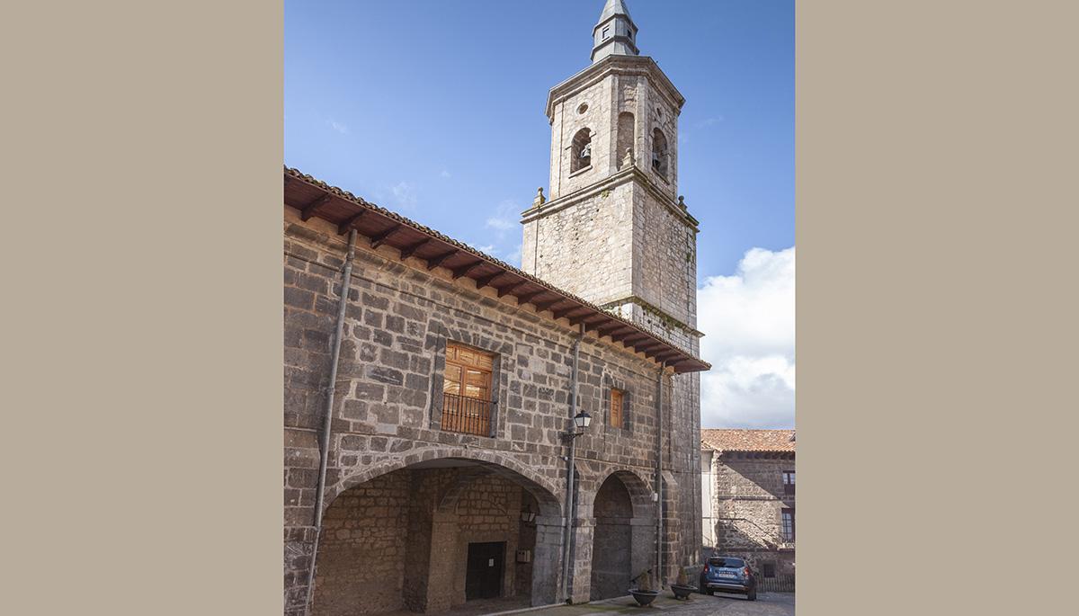 4 · Iglesia Parroquial de San Martín