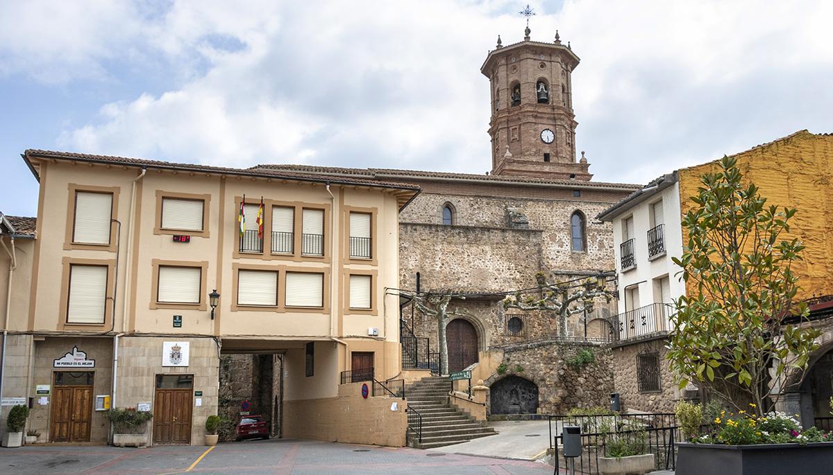 1 · Iglesia Parroquial de La Asunción